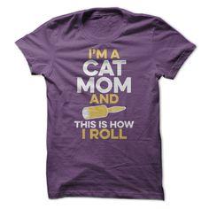 Click here: https://www.sunfrog.com/Pets/How-I-Roll--Cats.html?7833 How I Roll - Cats