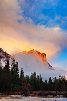 Yosemite. This is deffo on the to do list!