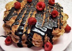 Szénhidrátcsökkentett Receptek - Egyszerű Szénhidrátcsökkentett Receptek, Diétás Ételek Életmódváltóknak Stevia, Caramel Apples, Waffles, Breakfast, Recipes, Food, Wellness, Koken, Morning Coffee
