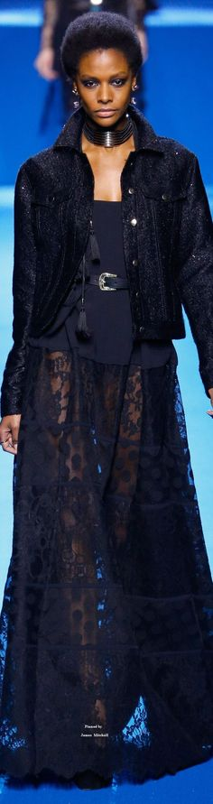 Elie Saab Collection Fall 2016 Ready-to-Wear James Mitchell ❀✼❀
