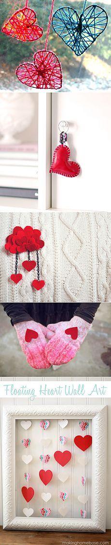 15 идей ко Дню Влюбленных | Море идей