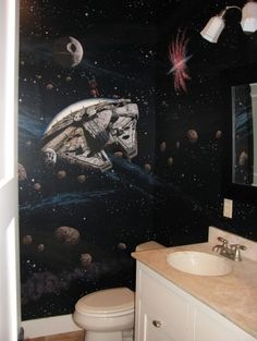 Best Bathroom Ever This Should Be My Brother Charlie Lol Decoration Star Wars