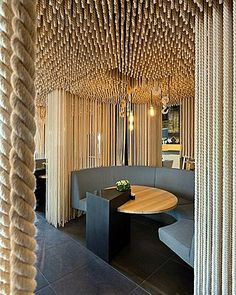 Luxury Odessa restaurant design by YOD Design Lab - Adelto Odessa Restaurant, Deco Restaurant, Restaurant Interior Design, Cafe Interior, Luxury Restaurant, Restaurant Lighting, Restaurant Interiors, Vintage Restaurant, Industrial Restaurant