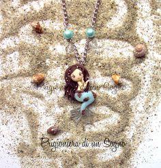 Mermaid by PrigionieradiunSogno.deviantart.com on @deviantART