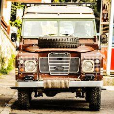 Vintage Rover