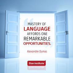 Language learning will take you places. Where are you going next?