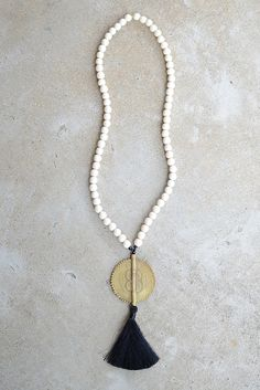 Calico Necklace (more colors)
