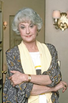 Bea Arthur, died on this date in 2009. Thank you for being a friend!