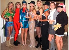 Britney Spears costumes! More