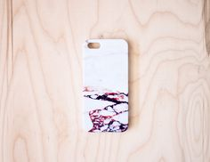Pink Marble Iphone Case 5 / 5S