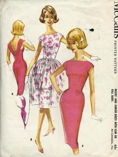 Vintage 1961 Low Back w Pleated Straps Bateau by sydcam123 on Etsy, $22.00