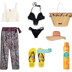 Clothes & Others Things: Sun, Beach & Fun