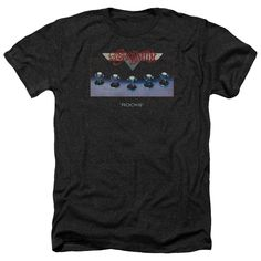 """Checkout our #LicensedGear products FREE SHIPPING + 10% OFF Coupon Code """"Official"""" Aerosmith / Rocks-adult Heather - Aerosmith / Rocks-adult Heather - Price: $34.99. Buy now at https://officiallylicensedgear.com/aerosmith-rocks-adult-heather"""