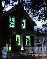 halloween decor for garage door - Google Search