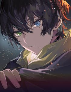 27 Anime Boys Pictures – ASHUEFFECTS Having problems discovering anime? Hot Anime Boy, Cool Anime Guys, Handsome Anime Guys, Anime Gifs, Anime Oc, Manga Anime, Dark Anime, Anime Boy Zeichnung, Estilo Anime