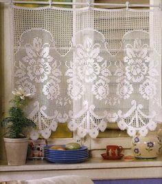 kısa dantel perde örnekleri, dekoratif perde modelleri | Moda ve Dekorasyon Fikirleri