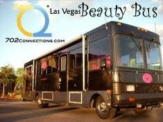 hair salon on wheels - Google Search