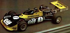 Jacques Laffite - Martini Mk16 BMW/Schnitzer - Écurie Elf Ambrozium - XXXV Grand Prix Automobile de Pau 1975