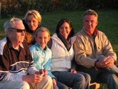 The family on the coast of Maine near Kennebunkport - 2009
