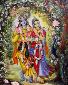 "O gopijana vallabhayaa nama: / O gopijana vallabhaa charana sharana prapadiyaa / ""Jaya shri krishna chaitanya parbhu nityaananda shri adwaita gadadhara shrivasadi gauraa bhaktaa vrindaa"" / chant this mantras for 9,18 or 36 times,this last mantra is the pancha tattava mantra,it is given by chaitnyakrishna,before chanting mahamantra we should chant this pancha tattva mantra for atleast 9 times ,lord gaurahari - chaitanya mahaprabu is lord krishna only,he was reincarnation of lord krishna,and…"