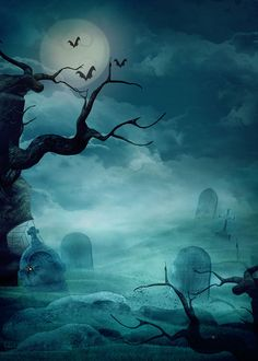 Find Halloween Design Background Spooky Graveyard Naked stock images in HD and millions of other royalty-free stock photos, illustrations and vectors in the Shutterstock collection. Thousands of new, high-quality pictures added every day. Halloween Designs, Halloween Pictures, Halloween Themes, Spooky Pictures, Halloween Customs, Creepy Pics, Halloween Templates, Scary Halloween Backgrounds, Scary Backgrounds