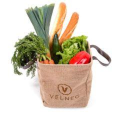 Storage Baskets - Velneg Basket Organization, Storage Baskets, Organizers, Herbs, Food, Meal, Organizing Tips, Essen, Planners