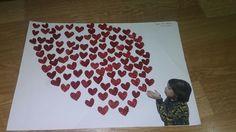 100 . Gün ve Sevgi günü etkinliği