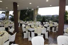 Salón de bodas Madrid de Las Lagunas de las Madres