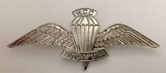 Mouse over image to zoom SINGAPORE_NCC_CADET_CORP_PARA_JUMP_WING_BADGE_AIRBORNE_BREVET_HALO_HAHO_FREEFALL