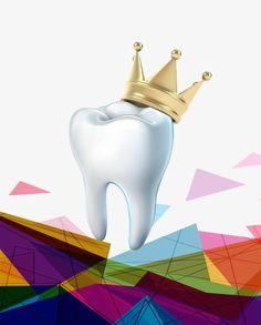 Five Dental Care Free Printable Dental Clinic Logo, Dentist Logo, Dental Art, Dental Humor, Teeth Health, Dental Health, Dental Posters, Cute Tooth, Teeth Implants