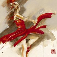 Kitty Meijering née en 1974 Danseuse de flamenco