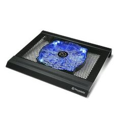 Thermaltake CLN0008 Massive23 CS 23cm Aluminum Notebook Cooler (Black)