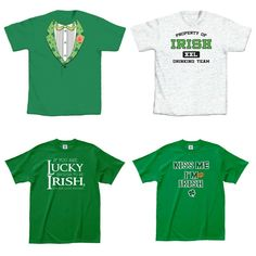 361a8589 19 Best St Patrick's Day Irish T-Shirts, Cover-Ups, Dresses, Long ...
