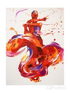 Jazz Giclee Print by Penny Warden at AllPosters.com