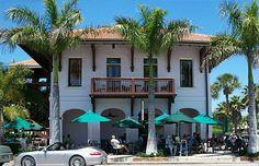 Boca Grande, Florida (Gasparilla Island)  The Loose Caboose  Extraordinary Restaurant  Homemade Flavors Ice Creamery