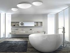 ZERO Ceiling lamp / Produced by Mantra Iluminación / Designed by Mantra Team