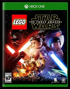 LEGO Star Wars: The Force Awakens - PlayStation 3 Standard Edition The No. 1 LEGO videogame franchise triumphantly returns with a fun-filled, humorous journey based on the blockbuster Star Wars film. LEGO Star Wars: The Force Awakens Latest Video Games, Video Games Xbox, Xbox One Games, Ps4 Games, Games Consoles, Lego Games, Playstation Games, Lego Star Wars, Star Wars Games
