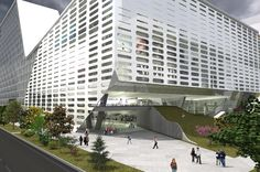 Lincoln Mixed Use / Meridian 105 Architecture