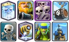 Clash Royale, Clash Of Clans, Printables, Frame, Cards, Painting, Home Decor, Picture Frame, Print Templates
