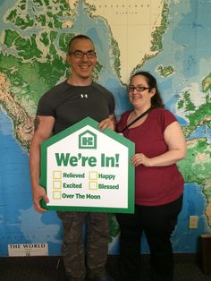 Welcome home to the Fralic's! Congratulations! 🏡🔑