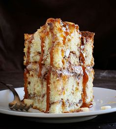Once you try this amazing cake you will see why it's the BEST seasonal cake…
