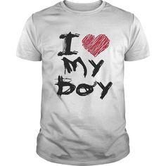 I Heart My Boy Valentines Day Gift