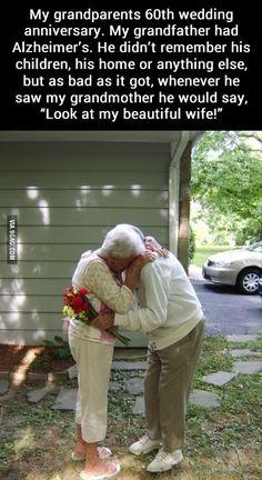 """""""Look At My Beautiful Wife!"""" awwww"""