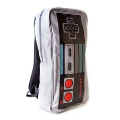 This Nintendo item features the instantly recognisable and iconic NES controller. Perfect for all retro Nintendo lovers. This is official Nintendo merchandise. Nintendo Switch Accessories, Sports Merchandise, Swag, Zelda, Geek Gadgets, Retro Video Games, Mario Kart, Mario Bros, Entertainment System
