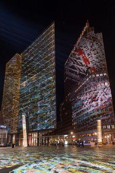 Festival of Lights2012-Potsdamer Platz