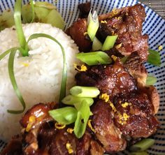 Chinese Oxtail Recipe - could be prepped the night before, stored in the refrigerator overnight, then dumped in the slow cooker before leaving for work. Excellent recipe.