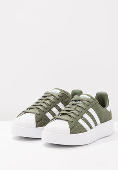bff74b00ceddc7 adidas Originals SUPERSTAR BOLD - Sneakers laag - st mayor footwear white -  Zalando.