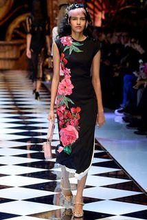 Dolce & Gabbana | Коллекции осень-зима 2016/2017 | Милан | VOGUE