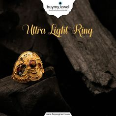 Don't wait for it. Select from our illuminating range of Ultra Light Rings. Italian Gold Jewelry, Mens Gold Jewelry, Mens Gold Rings, Gold Rings Jewelry, Rings For Men, Jewelry Store Design, Jewellery Designs, Gold Ring Designs, Gold Earrings Designs