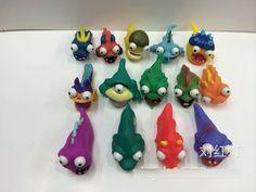 Slugterra 14pc set evolution transform figure toy doll collection version_B gift